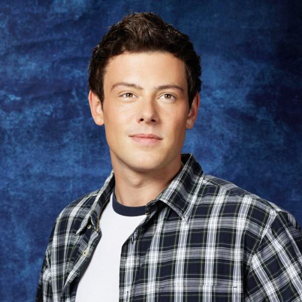 Cory Monteith e a sua ausência em Glee
