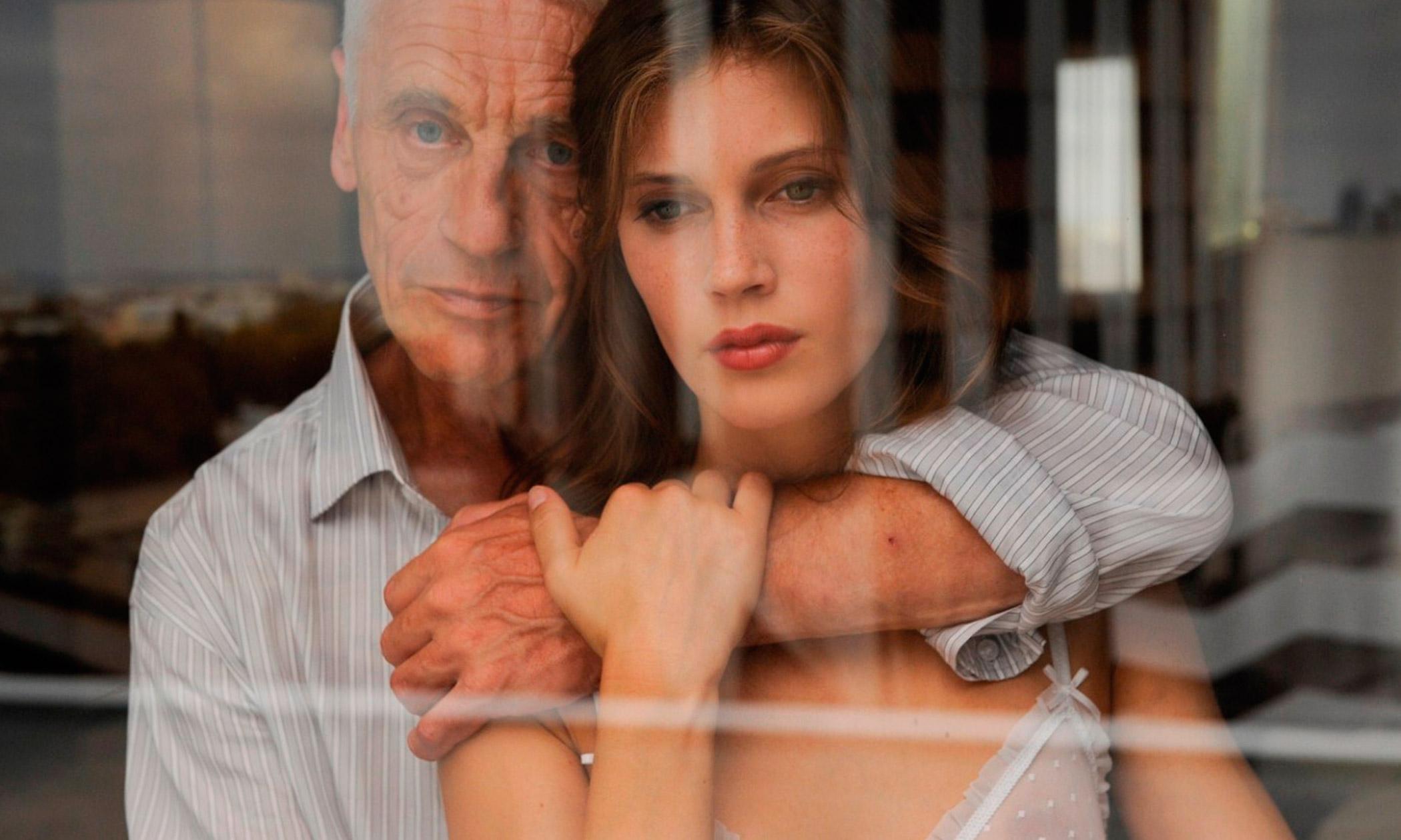 С немолодой женой смотреть онлайн 9 фотография
