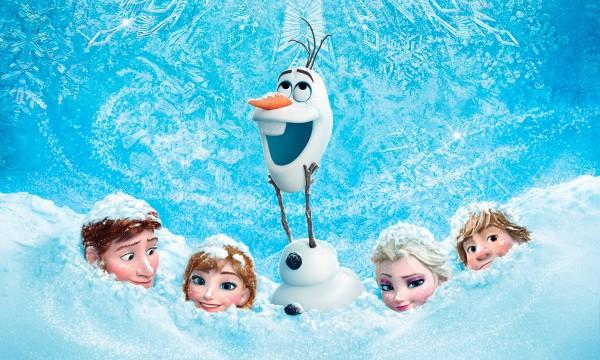 5 razões para você não perder Frozen