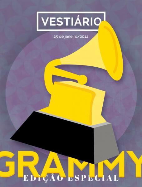 Edição #Grammy56   Revista   Vestiário