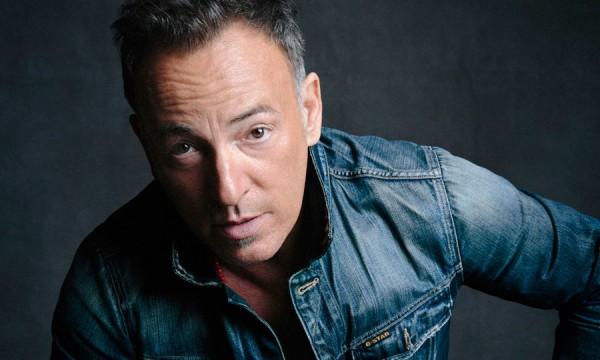 Bruce Springsteen abocanha #1 no Reino Unido