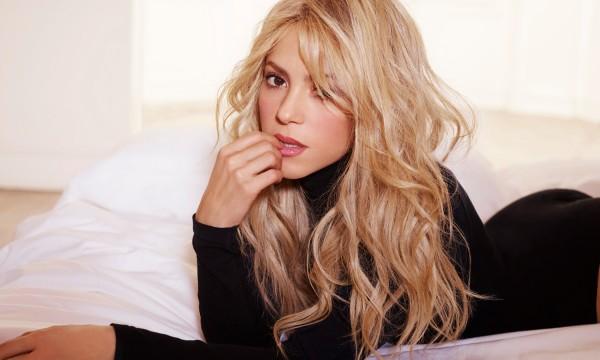 Shakira é 10