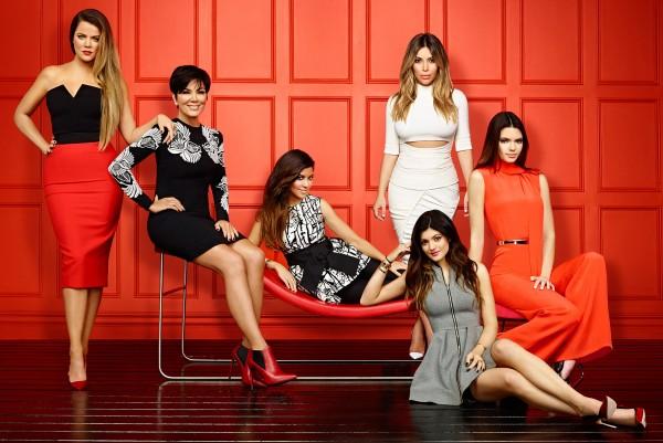 A fascinante fama sem motivos da família Kardashian