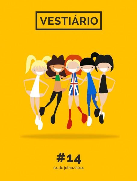 Edição #14   Revista   Vestiário