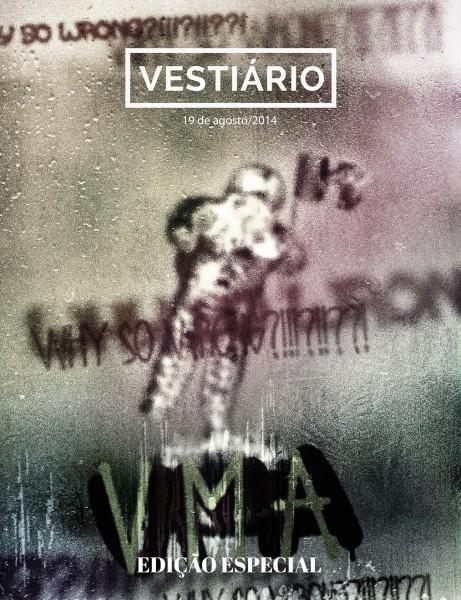 Edição #especialVMA | Revista | Vestiário