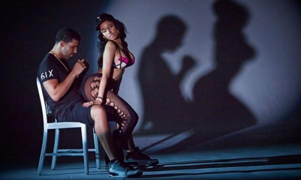 Minaj tentou, Iggy barrou