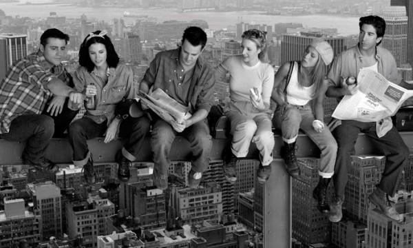 Friends: Aquele dos 20 anos