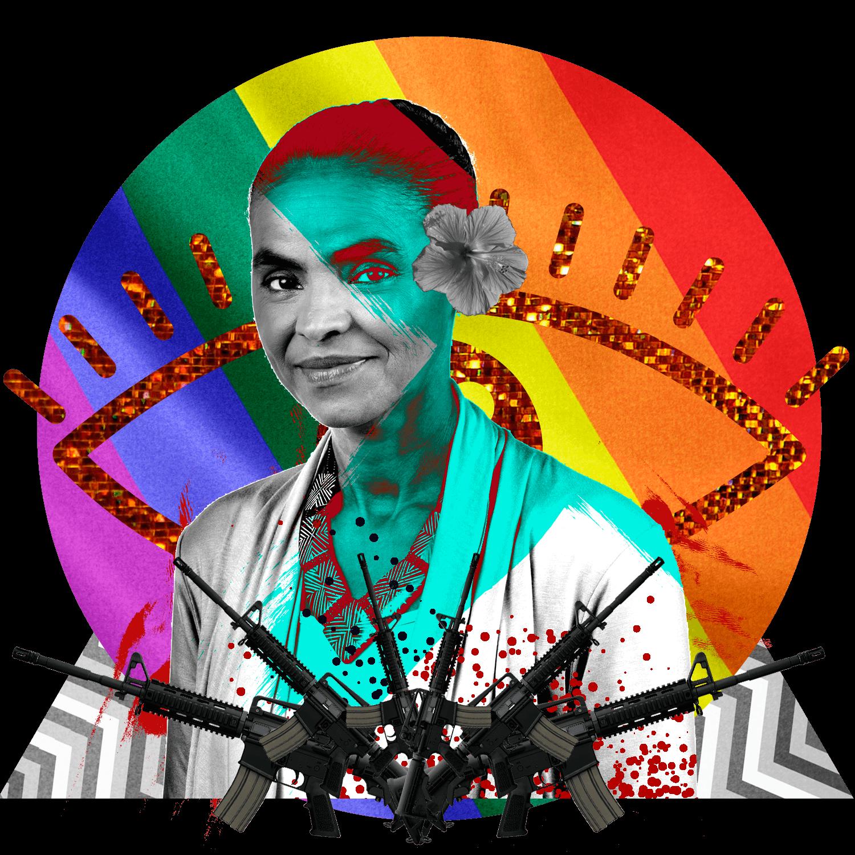 O desafio de colorir as eleições