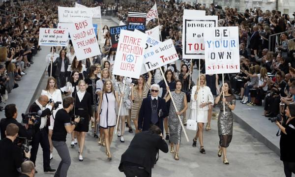 O #VemPraRua da Chanel