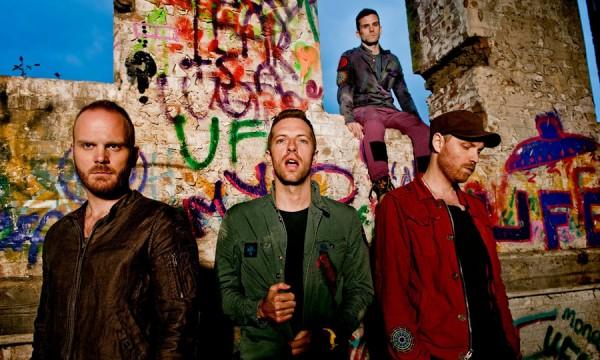 Coldplay vai lançar música para filme dirigido por Angelina Jolie