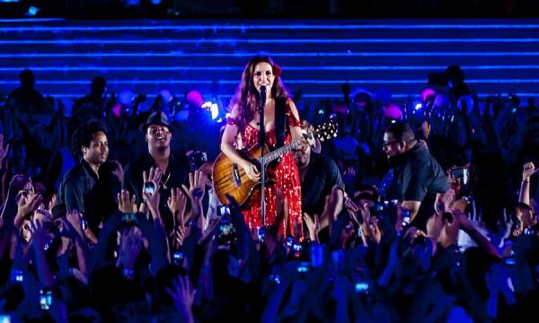 Ivete Sangalo, Marisa Monte e Caetano Veloso saem vencedores do Grammy Latino