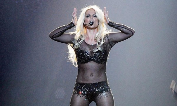 Novo single de Britney deve ser lançado no início de 2015
