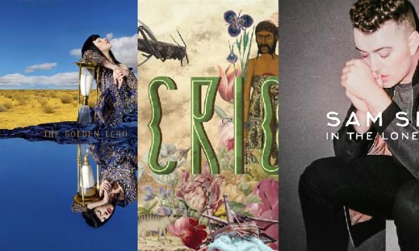 Os melhores álbuns de 2014 segundo a gente!