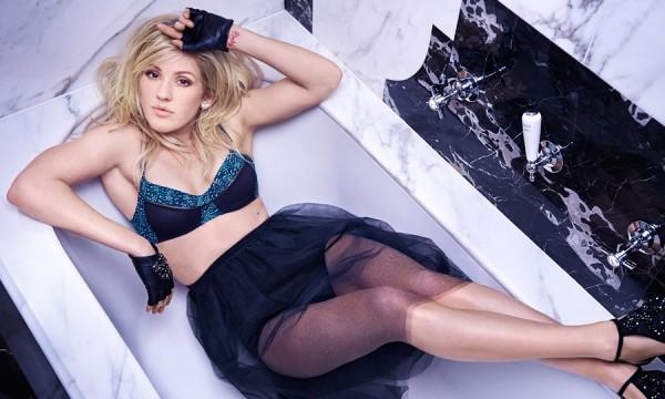 Ellie Goulding dá um pouco de luz para a trilha de Cinquenta Tons de Cinza