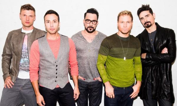 Backstreet Boys vem ao Brasil em 2015