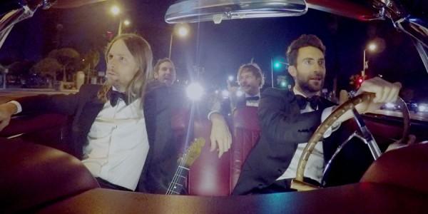 O Maroon 5 quer tocar na sua festa de casamento