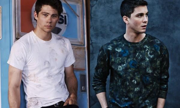 Dylan O'Brien ou Logan Lerman podem ser o novo Homem-Aranha