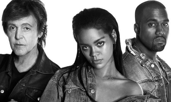 A emotiva e apaixonante entrega de Rihanna em FourFiveSeconds