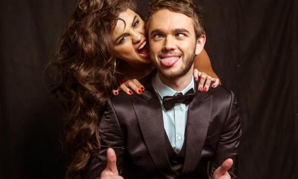 Selena Gomez quer que você saiba que agora ela está em outra com Zedd